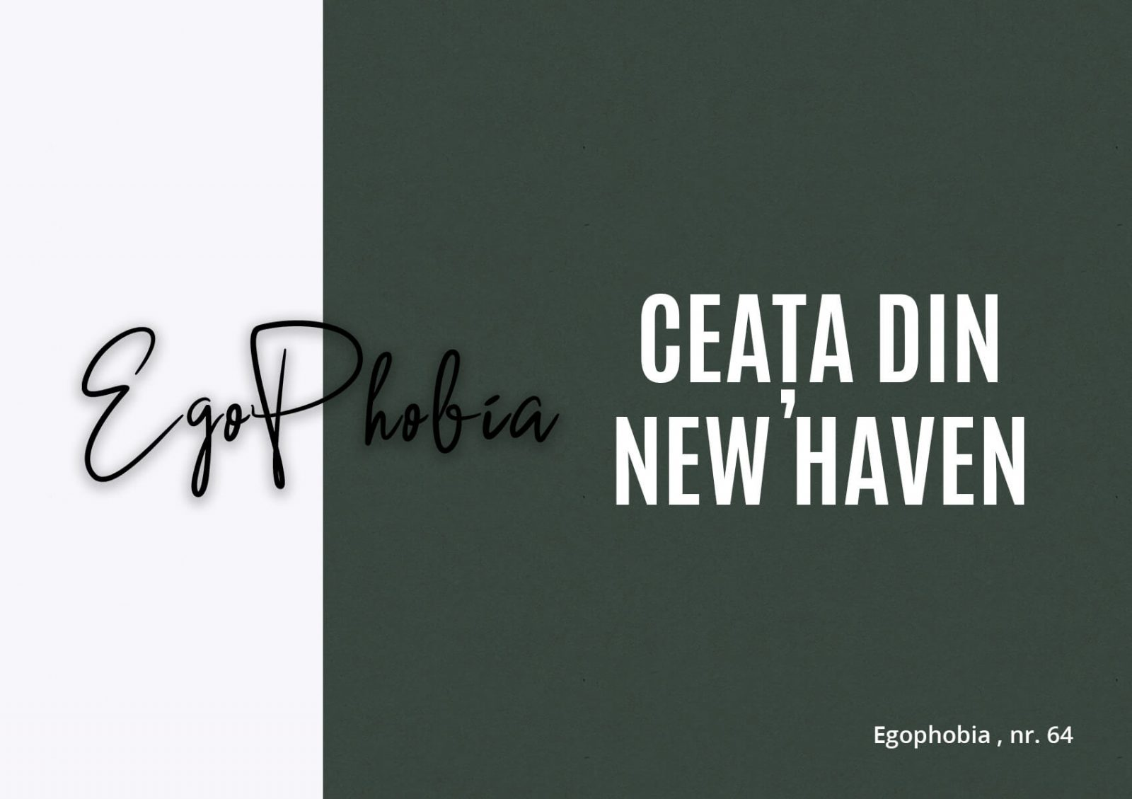ceata_din_new_haven_egophobia