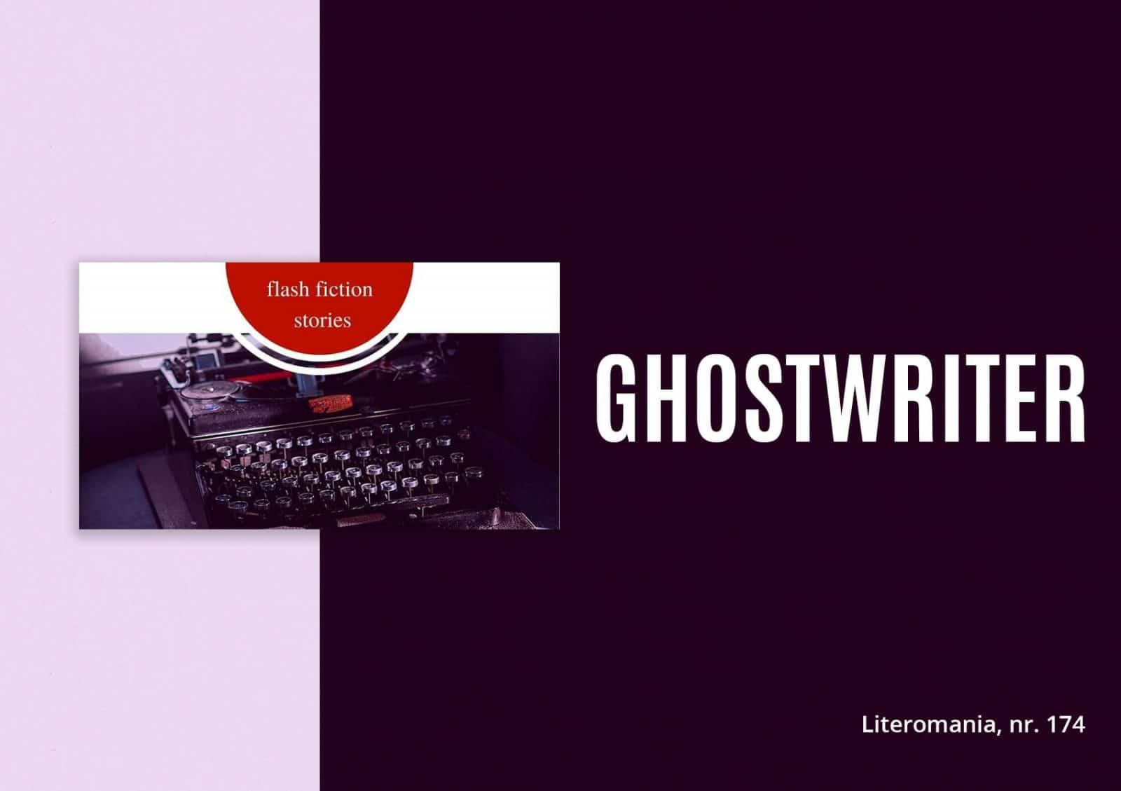 ghostwriter-literomania